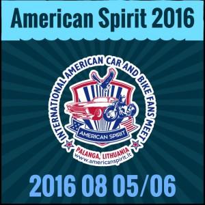 American Spirit 2016